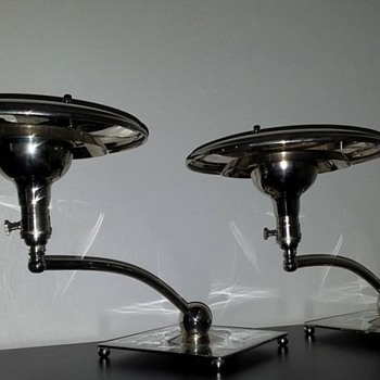 "UPDATE ON ""Desk Lamps"" - Mid-Century Modern"