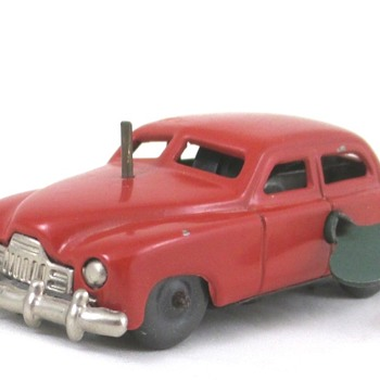 Kaiser Wind-up Car - Model Cars