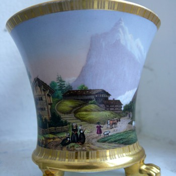 fuerstenberg empire cup - China and Dinnerware