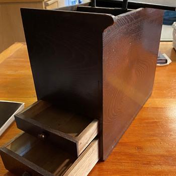 Tansu, Dansu or Haribako wooden box - Asian