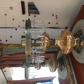 My Lamp (Hurricane?) - Lamps