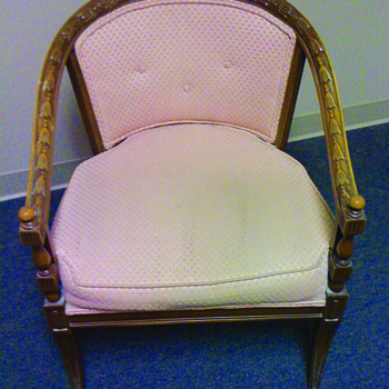 Looking for information about this chair - Furniture