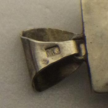 Old pendant - Fine Jewelry