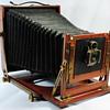 "Houghtons ""Duchess"" Half Plate Camera 1906-1920"