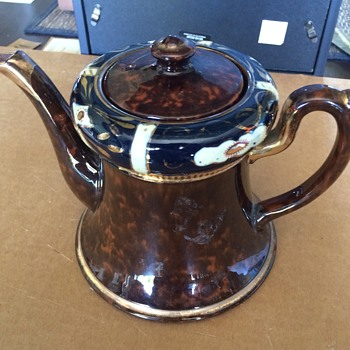 Likely English teapot of unknown manufacture