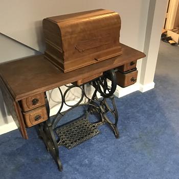 Sewing Machine - Sewing
