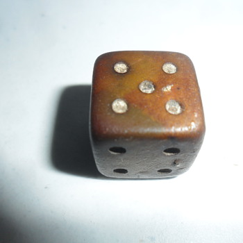Wooden dice - Games