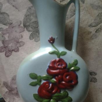 ewer vase? pottery? - Pottery