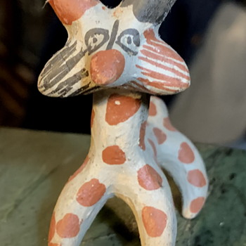 Another Seussian Animal from Mexico, maybe? - Pottery