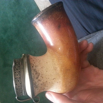 Can Anyone identify this make of pipe - Tobacciana