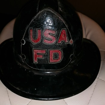 Firemans helmet (1932-1943) - Firefighting