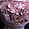 Asian Carved Ginger Jar