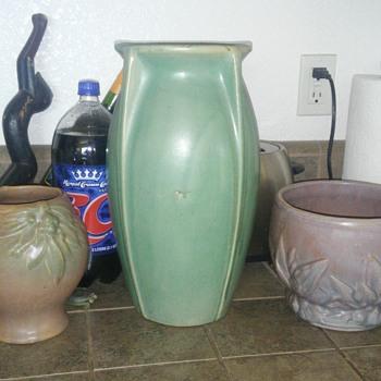 my 1910 mccoy pottery find