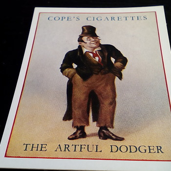 Cope's Cigarette Cards - Tobacciana