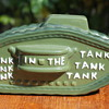 Bank bank bank in the tank tank tank