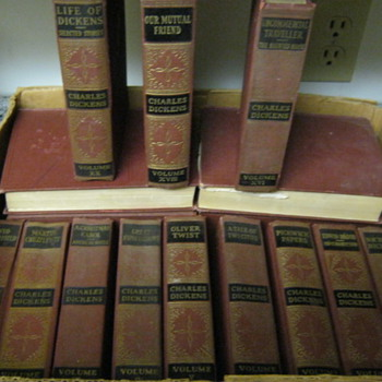 Charles Dickens Cleartype Edition. - Books