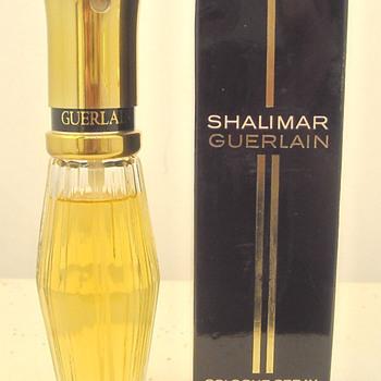 Guerlain - Shalimar Perfume Bottle