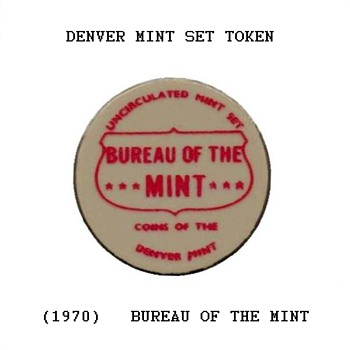 U.S. Mint Set Token - Denver Mint - US Coins