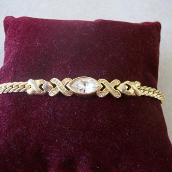 Bracelet by Swarovski - Costume Jewelry