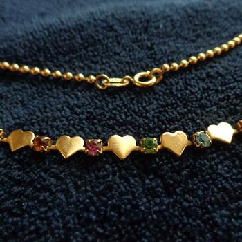 10K Gold Necklace – Grab-Bag Find