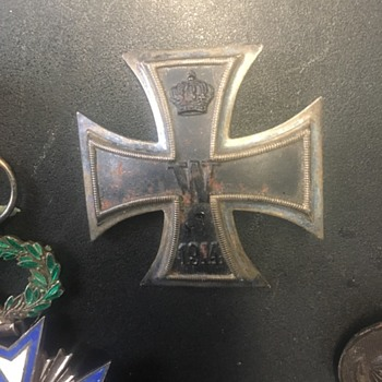 WW1 assorted items - Military and Wartime
