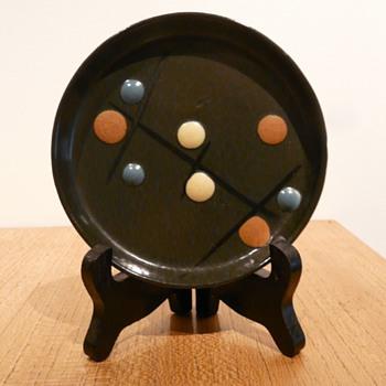 DAVID GIL BENNINGTON CO-OP DISH - Pottery