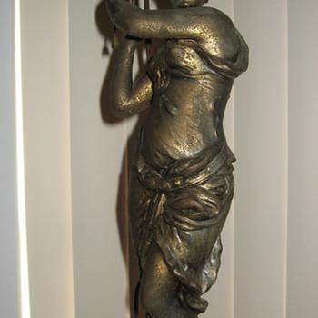 My Lamp - Art Nouveau