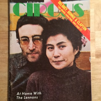 Circus Magazine-1970 - Music Memorabilia
