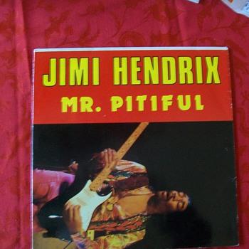 vintage hendrix - Records
