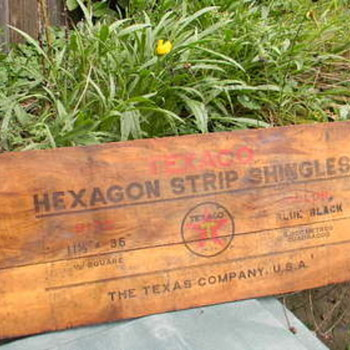 Texaco Hexagon Shingles