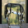 Hoya Crystal horse sculpture