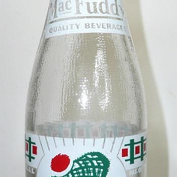 Mac Fuddy Beverages / St. Louis, Missouri - Bottles