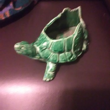 My McCoy Turtle - Pottery