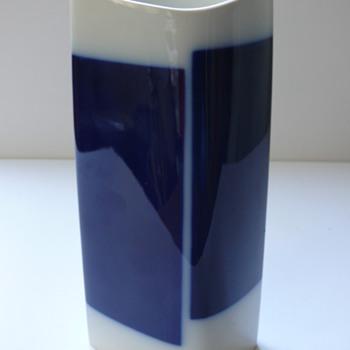 """KPM Berlin """"Rhombus"""" 1963 - Pottery"""