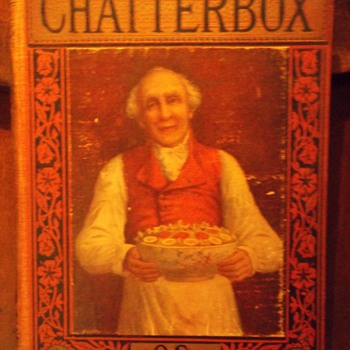 Chatterbox 1920 - Books