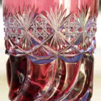 Croesus Pattern by J. Hoare - Glassware