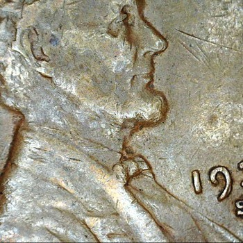 1937S WEAT BACK S OVER S - US Coins