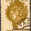 """1920 - Liechtenstein """"Coat of Arms"""" Postage Stamps"""