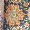 Handmade silk very fine rug 4x6