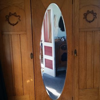 Oak Wardrobe  - Furniture