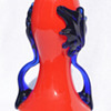 "Czechoslovakia ""Tango"" style small vase"