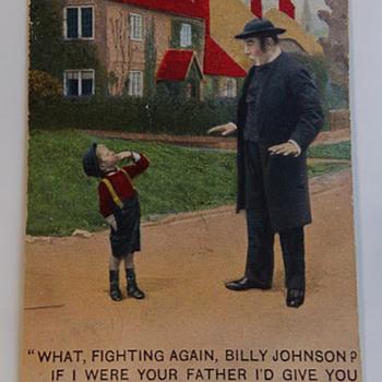 A Must-Read Postcard - Postcards