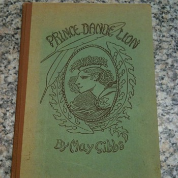Prince Dande Lion by May Gibbs, 1st Edition - Books