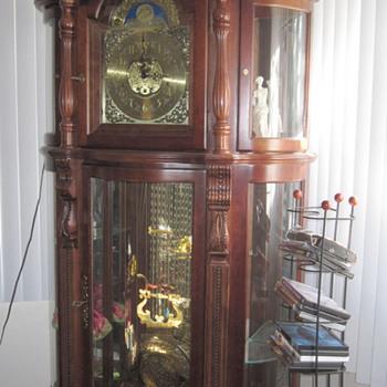 HUGE Grandfather Clock - Clocks