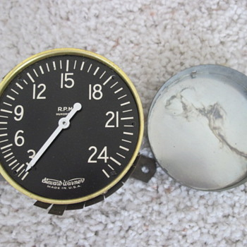 Tachometer to something.... - Classic Cars