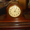 This New Haven Electric Tambour No. 26 Clock needs further details...