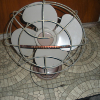 1950's Westinghouse electric fan - Tools and Hardware