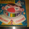 Woolworth Crayons