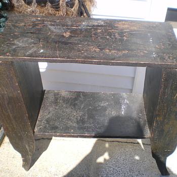 Grandma's table - Furniture