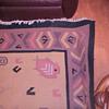 My mystery rug.